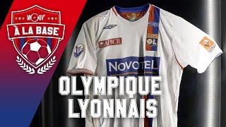 L'histoire du maillot de l'OLYMPIQUE LYONNAIS (S2E5)