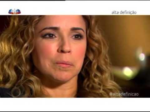 Daniela Mercury   Entrevista exclusiva   Programa Alta definição   Portugal 2015