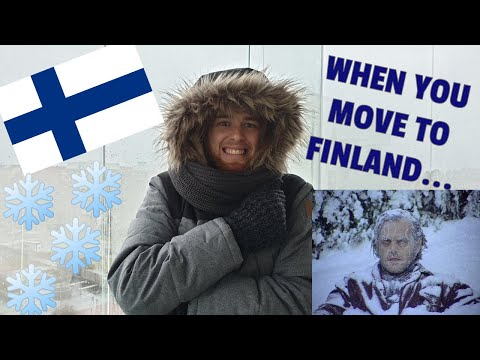 WATCH THIS BEFORE MOVING TO FINLAND! 6 Challenges Of Life In Finland