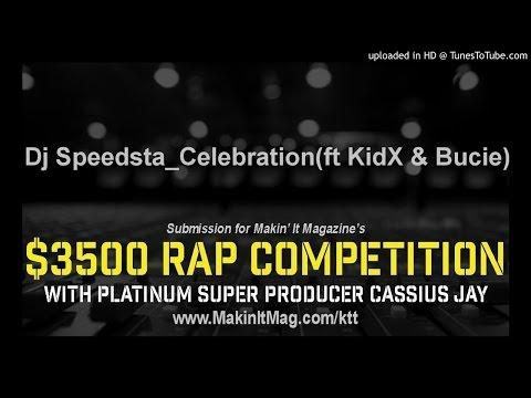 Dj Speedsta_Celebration (ft Kid X & Bucie)