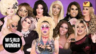 Part 4 | Drag Queens Reading Mean Comments w/ Katya, Trixie, Detox, Tatianna, Ginger, Jiggly & more!