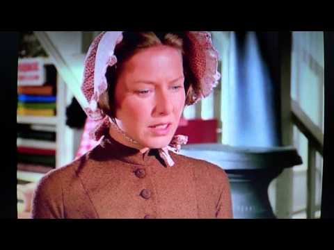 Caroline Ingalls meets Harriet Oleson for the 1st time
