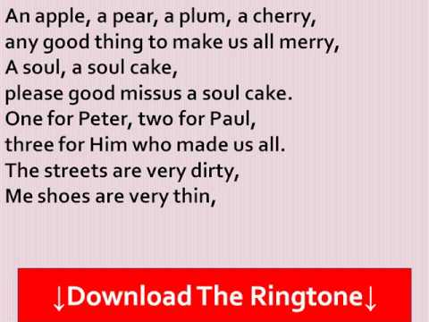 Sting - Soul Cake Lyrics