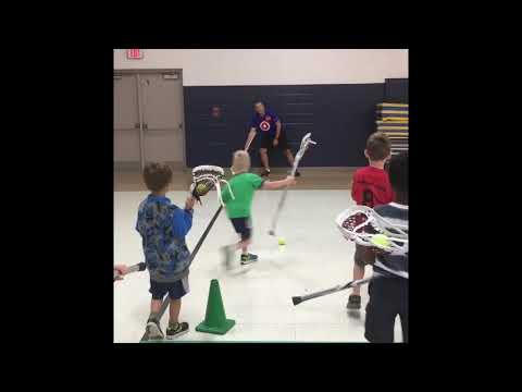 Dunlap Lacrosse PE Demo Day st Banner Elementary School