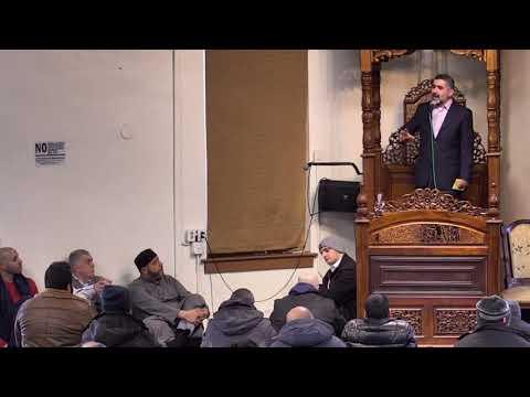 د٠ محمد المجالي الاسلام فهم وعمل  01/05/2018