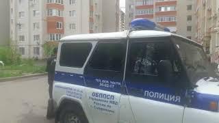 Взрыв в Ставрополе