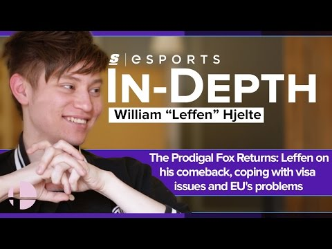 In-depth with: Leffen on his comeback, coping with visa issues and EU's problems