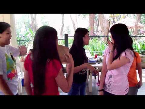 2011 Teambuilding - Finance - Formation - Pasaway Girls