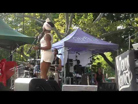 La Dame Blanche 06 07 16 Live Summerstage Central Park NYC 2