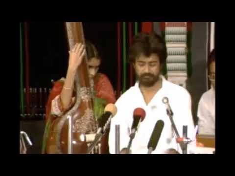 Pt Mukul Shivputra sings a Carnatic krithiVathapi Ganapathim Raag Hamsadhwani
