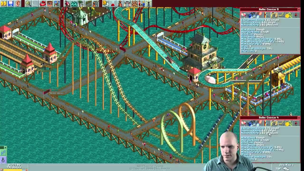 Rollercoaster Online