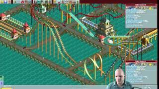 Rollercoaster Tycoon scenario #24 Big Pier 2