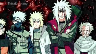Top 5 người thầy từng đào tạo Naruto.
