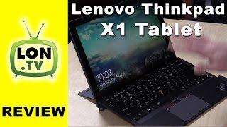 Lenovo Thinkpad X1 Tablet Review - Microsoft Surface Alternative