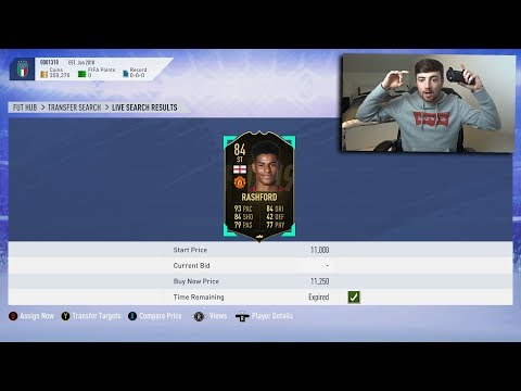 FIFA 19  THE BEST *INFORM* SNIPING FILTERS? TRADING FROM SCRATCH EP11