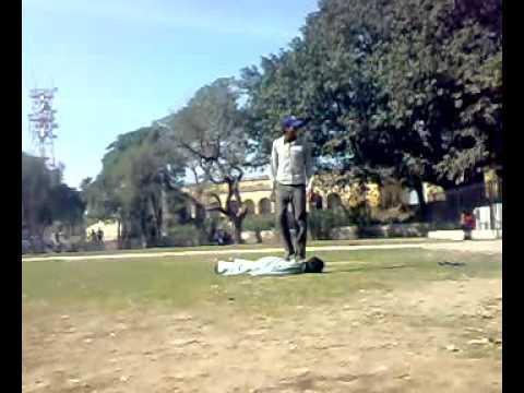 Open air masaj in sialkot fort