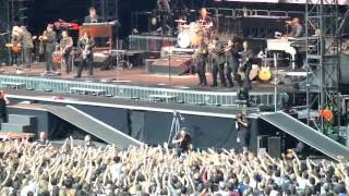 Bruce Springsteen Tenth Avenue Freeze Out, Milano San Siro 2012