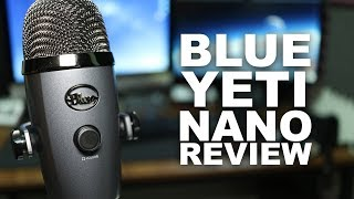 Blue Yeti Nano Review / Test