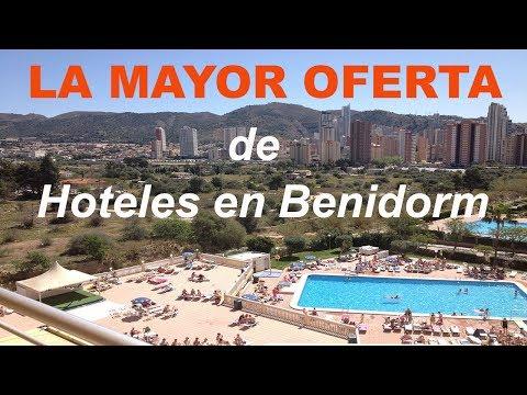 Hoteles En Benidorm A Los Mejores Precios