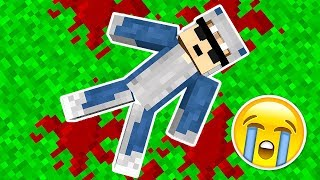 R.I.P. 09SHARKBOY... (Minecraft Troll SMP)