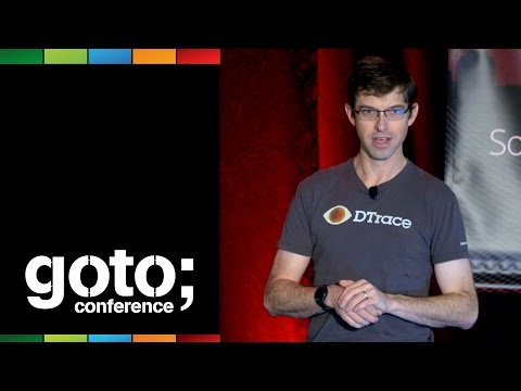 GOTO 2017 • Debugging Under Fire: Keep your Head when Systems have Lost their Mind • Bryan Cantrill