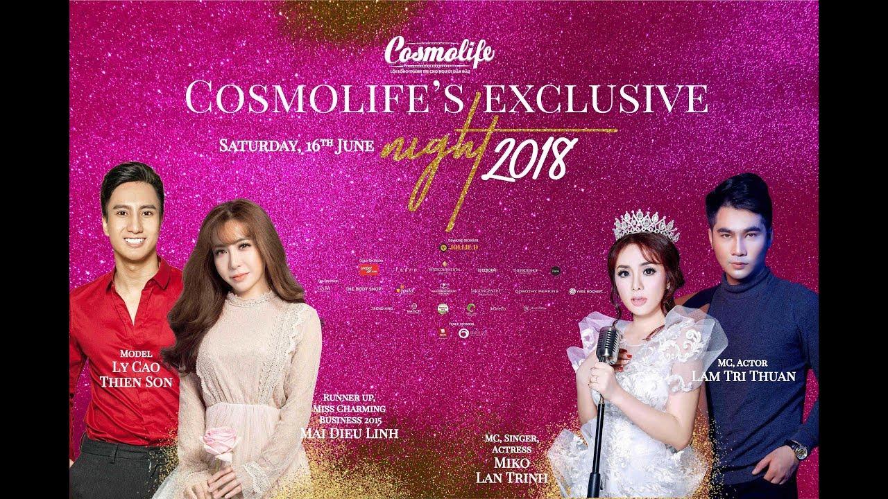 Cosmolife | Cosmolife's Exclusive Night 2018 | Highlight Clip