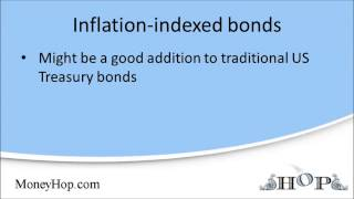 Inflation-indexed bonds