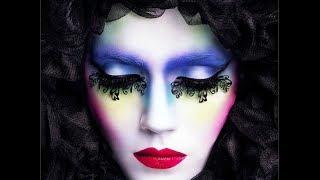 Carnival / Venetian Mask MakeUp Tutorial | Halloween / Fancy Dress | Shonagh Scott | ShowMe MakeUp