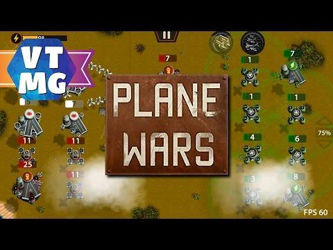 Plane Wars Игра в которую я залип!