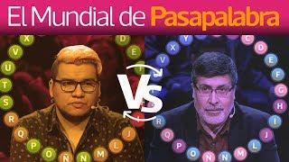 Pasapalabra | Egor Motecinos vs Iván Fuenzalida