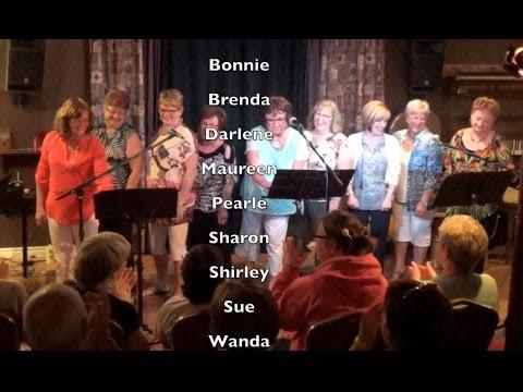 """Older Ladies"" - a cover by the Monday Music Mavens (Donnalou Stevens)"
