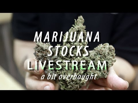 LiveStream Marijuana OTC's A Bit Overbought!
