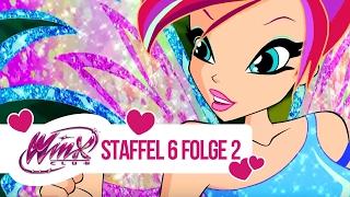 Winx Club: Staffel 6 Folge 2 - Das Legendarium (Deutsch/German) [GANZE FOLGE]
