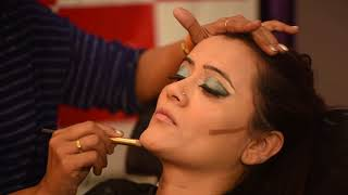 Makeup by Kshama Dhumal - Cleopatra Beauty Institute