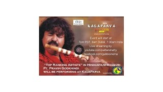 Pt. Praveen Godkhindi live at Kalaparva