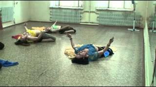 Professional Belly dance. Larisa Olkhovska  - Classic belly dance. Lesson 1.