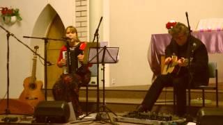 """Puhas lumi"": Mari Kalkun ja Riho Sibul"
