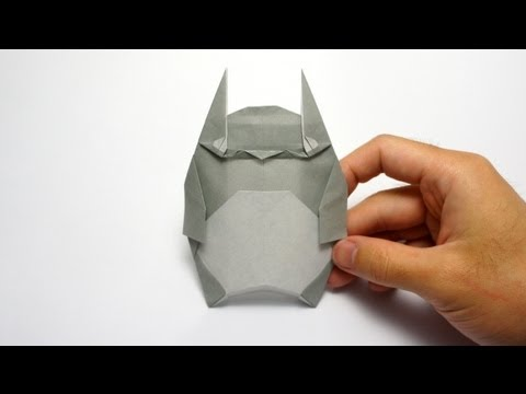 Totoro 3D Origami | Pekeño ♥ - YouTube | 360x480