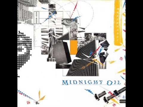 Midnight Oil - 6 - U.S. Forces - 10, 9, 8, 7, 6, 5, 4, 3, 2, 1 (1982)