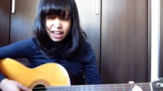 Gambar cover Slipped Away (Avril Lavigne) cover by Mei
