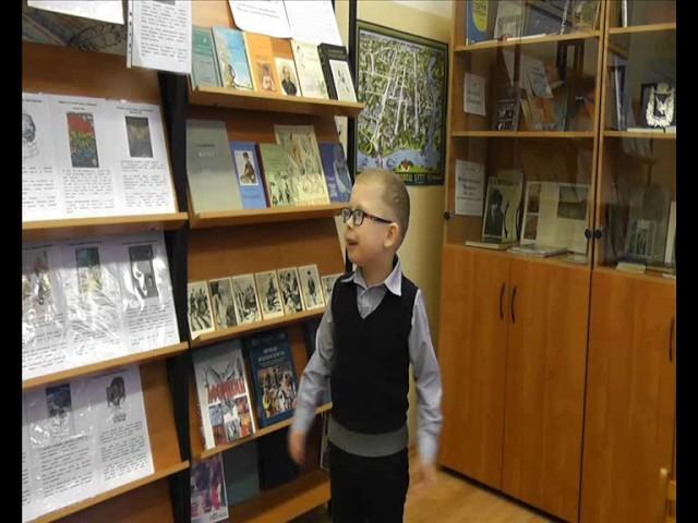 Изображение предпросмотра прочтения – ЗемлянкинНикита читает произведение «Мама, глянь-ка из окошка» А.А.Фета