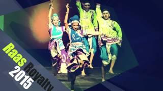 Raas Royalty 2015 Promo