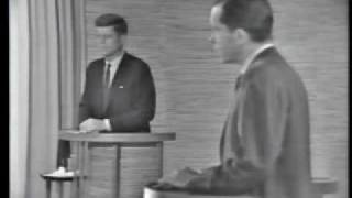JFK vs. Nixon - 2nd 1960 debate