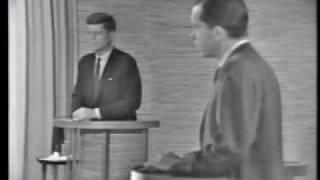 JFK vs. Nixon - 2nd 1960 debate