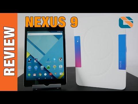 HTC Google Nexus 9 Review #Nexus9