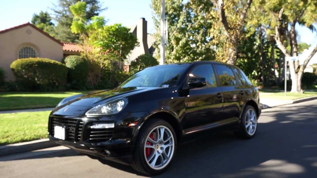 2010 porsche cayenne turbo black on chestnut pdcc for sale in beverly hills call ryan youtube. Black Bedroom Furniture Sets. Home Design Ideas