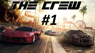 The Crew Walkthrough Part 1 - No Commentary [PC 1080p HD] Let