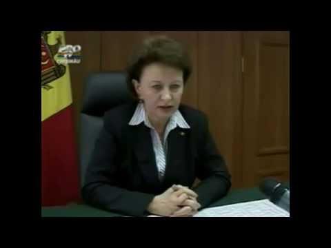 Zinaida Greceanii, despre evenimentele din 7 aprilie 2009