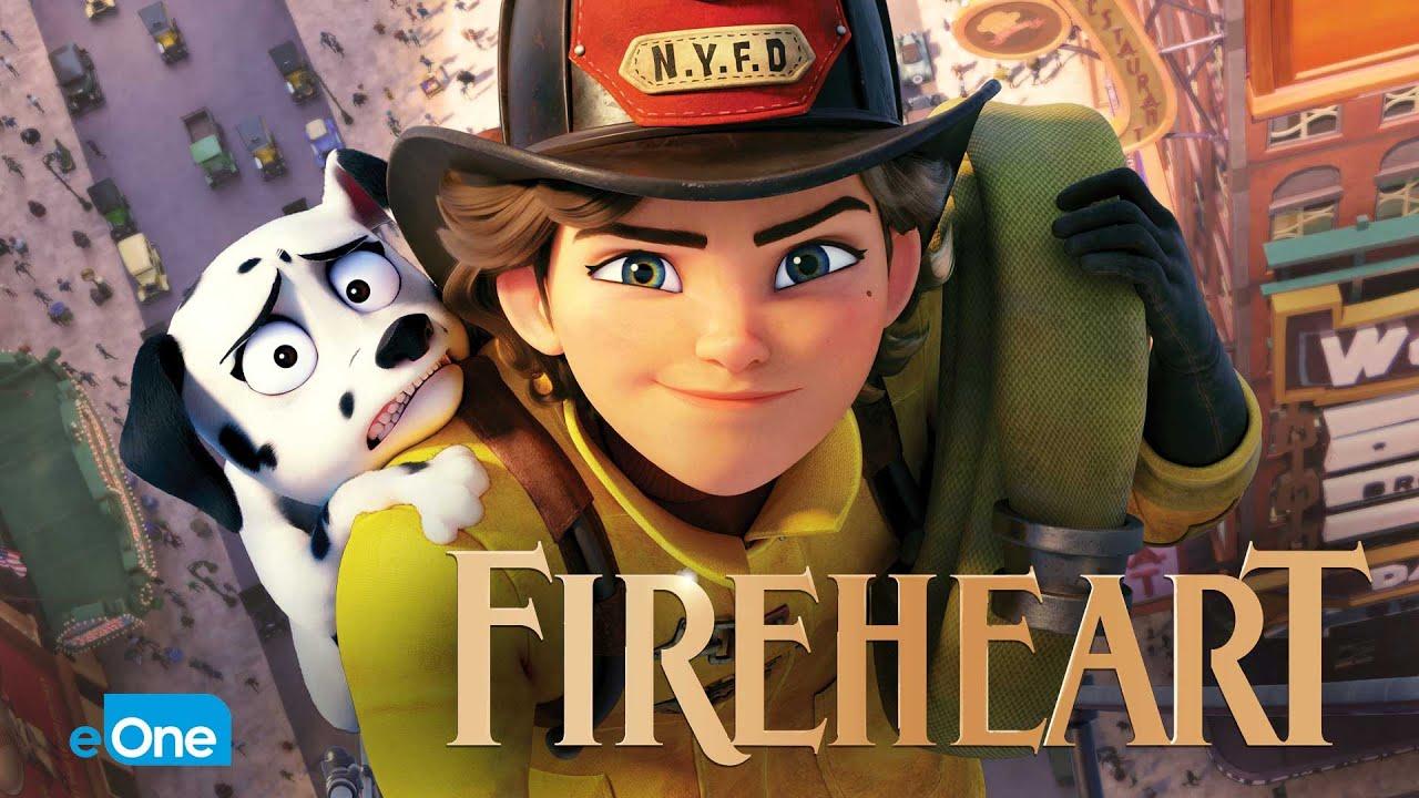 Download FIREHEART   Official Trailer HD   eOne Films