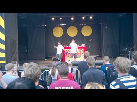 Ponyblod - Kra Kra (En Joint Et Groove) (Nemoland 2014)